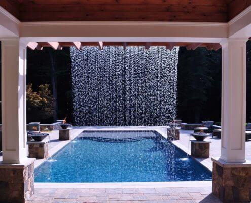 Water Feature, In-ground Swimming Pool, Hot Tub, Arden on the Severn MD
