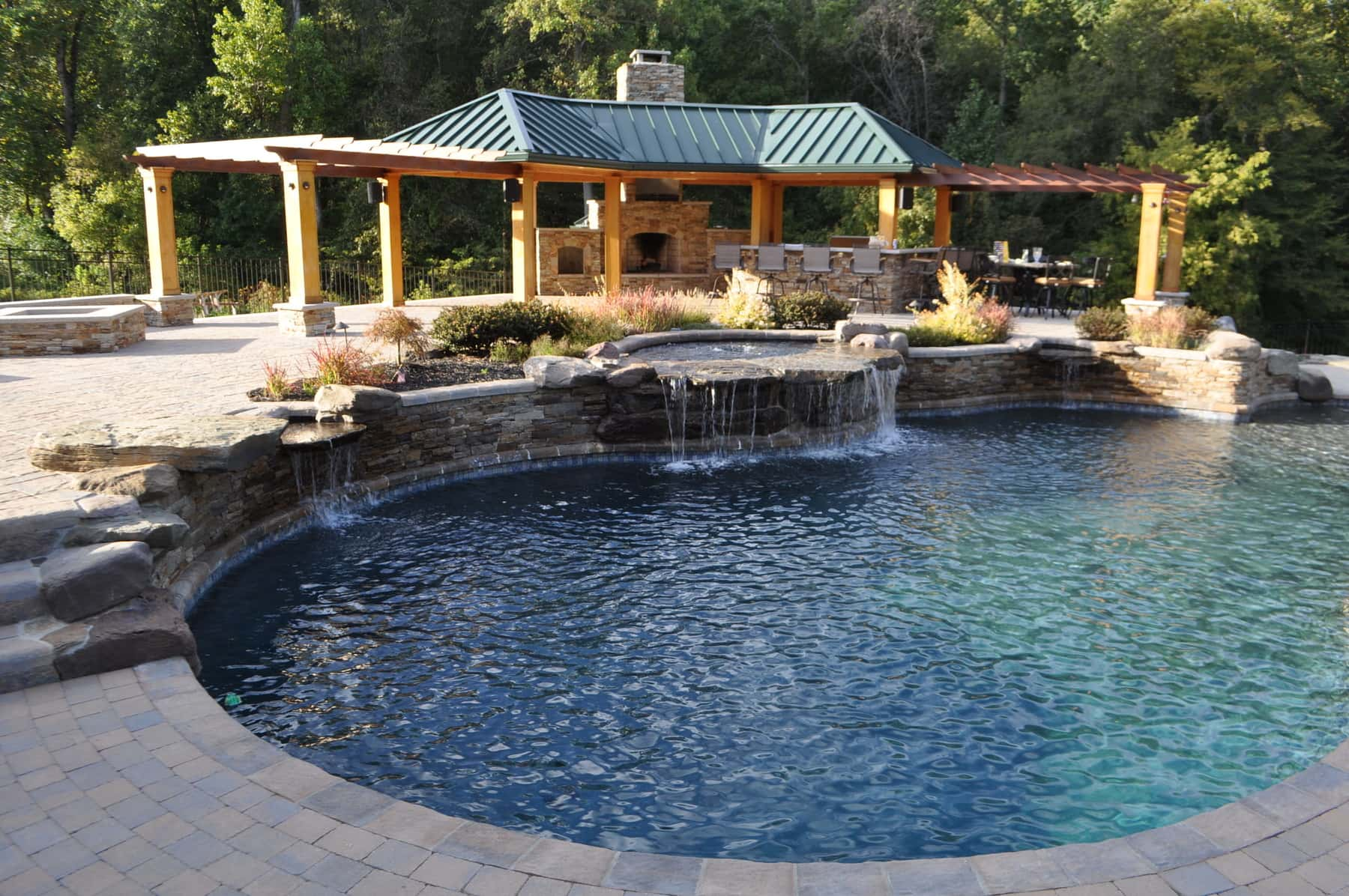 Complete Outdoor Living Spaces and Pools Washington DC