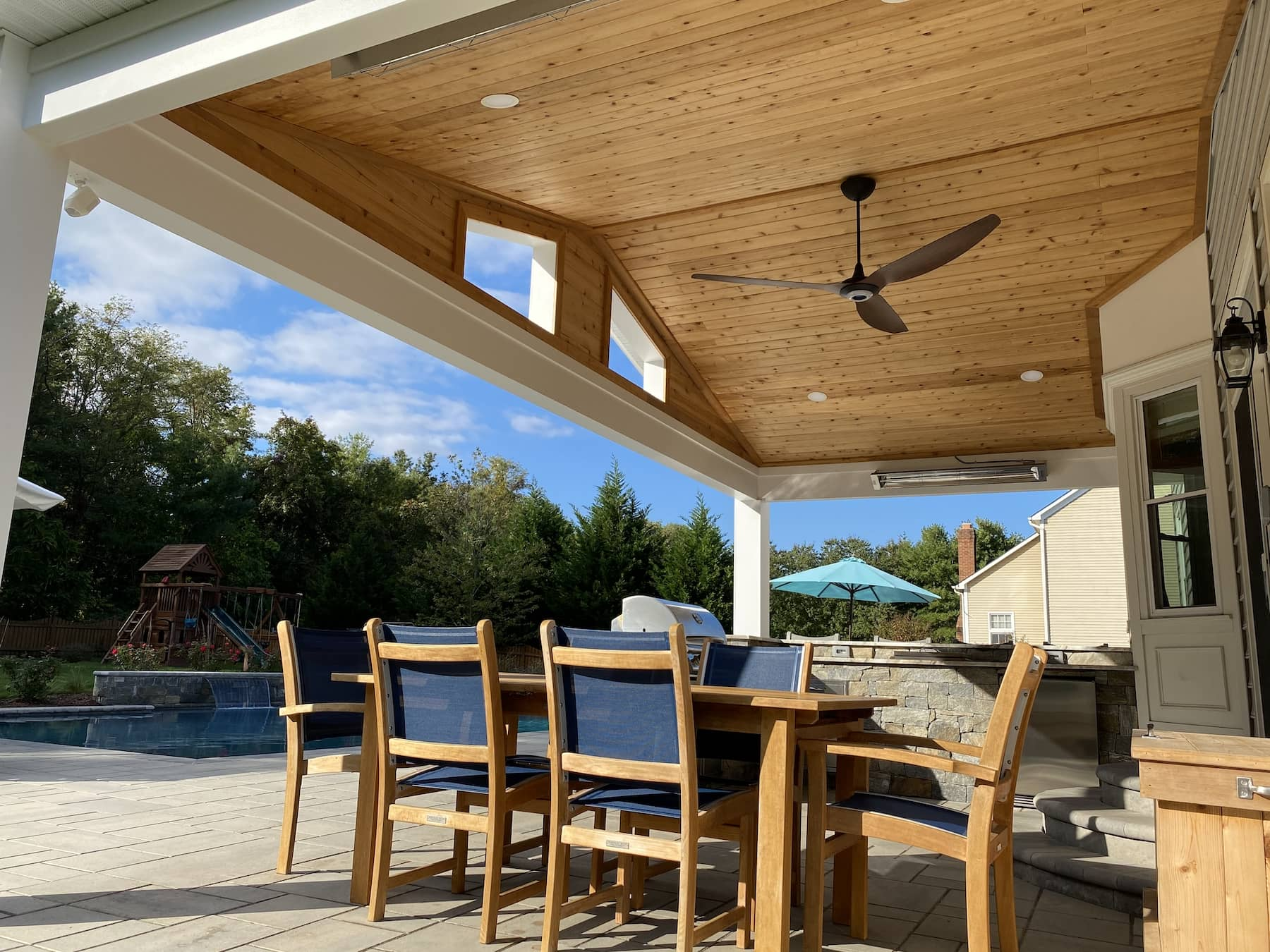 Covered Patio Millersville MD